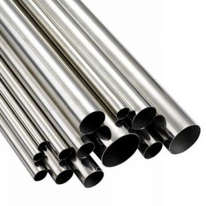 STAINLESS & STEEL PIPES
